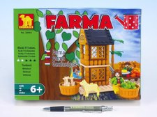 Stavebnice Dromader Farma 173ks