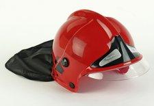 Hasičská helma červená Klein