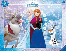 Ravensburger Disney Ledové království 30-48 dílků