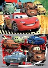 Puzzle Ravensburger Cars přátelé  2 x 24 Dílků