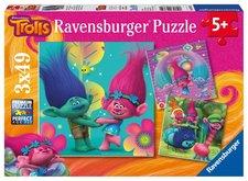 Ravensburger Trollové 3x49 dílků II.
