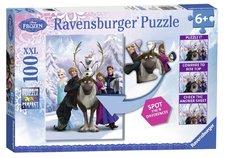 Puzzle Ravensburger Ledové království  100 Dílků XXL