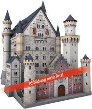 Puzzle Neuschwanstein 3D 216 dílků