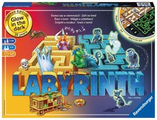Ravensburger Labyrinth Noční edice