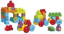 Mega Bloks 123 NAUČNÝ VLÁČEK
