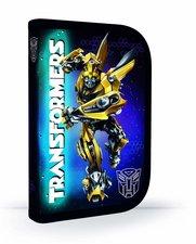 Karton P+P Penál 1patrový s chlopní naplněný Transformers
