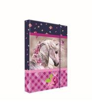 Karton P+P Heft box A5 kůň