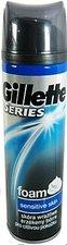 Gillette Series sensitive pěna na holení 250 ml - pánská