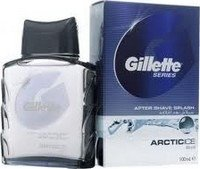 Gillette Series Arctic Ice AS 100 ml pánská voda po holení