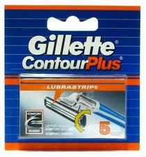 Gillette Contour Plus hlavice 5 ks