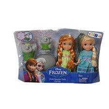Frozen Anna s Elsou a trolové