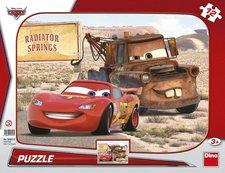 WD Cars: Blesk & Burák 12D tvarové