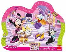 Puzzle Walt Disney Minnie & Mazlíčci 25 dílků