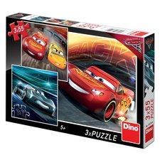 Dino WD CARS 3: Trénink 3x55D