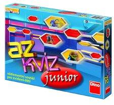 Společenská hra - AZ Kvíz Junior