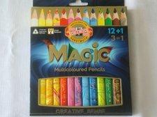 Pastelky MAGIC 12 + 1