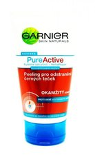 GARNIER peeling 150ml Skin Pure Active