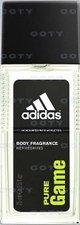 Adidas Pure Game DNS 75 ml pánský parfémový deodorant sklo