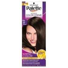 Palette Intensive Color Creme odstín N3 Středně hnědý barva na vlasy