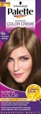 Palette Intensive Color Creme odstín N5 Tmavě plavý barva na vlasy