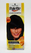 PALETTE Color šampon 339 modro-černý 50ml