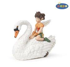 Elfí Dítě s labutí