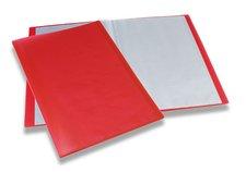 Foldermate Color Office - prezentační katalogová kniha, červená