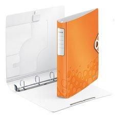 4kroužkový pořadač Wow - hřbet 52 mm, oranžový