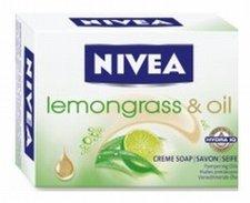NIVEA Lemongrass & Oil Krémové mýdlo
