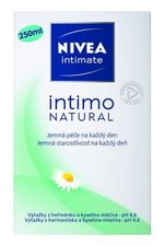 NIVEA emulze pro intimní hygienu 250ml Natural