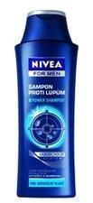 Nivea For Men Power 250 ml Šampon proti lupům posiluje vlasy pro muže
