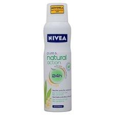 NIVEA deo sprej 150ml Pure&Natural Jasmín