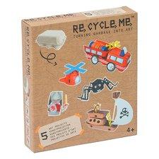 Betterbrand Set Re-cycle me pro kluky – stojan na vajíčka