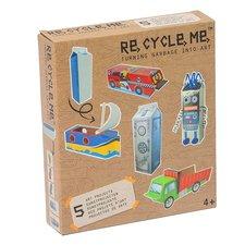Betterbrand Set Re-cycle me pro kluky – karton od mléka