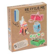 Betterbrand Set Re-cycle me pro holky – karton od mléka