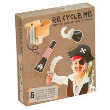 Betterbrand Set Re-cycle me piráti