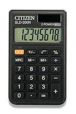 Kapesní kalkulátor Citizen SLD-200N