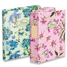Pigna Nature Flowers - kartónový box A4