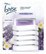 Brise Discreet Levandule & Jasmín elektrický osvěžovač vzduchu