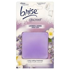 BRISE Discreet Electric Levandule+Jasmín 12g náplň
