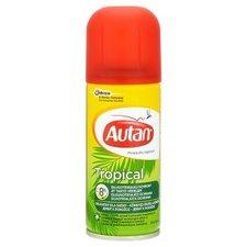 Autan Tropical repelentní přípravek 100 ml sprej
