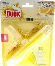 Duck Maxi 4v1 závěsný čistič Wc s vůní Brise Citrus 43 g