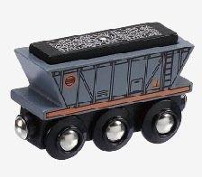 Maxim - Nákladní vagón - uhlí