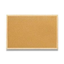 Korková tabule Bi-Office - 120 x 90 cm