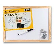 Magnetická tabule Bi-Office - 80 x 60 cm
