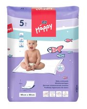 Bella Happy Dětské přebalovací podložky - 5 ks