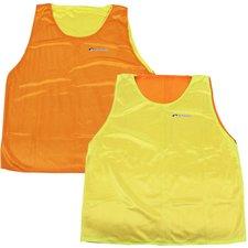 Rozlišovací dres Spokey SHINY D žlutá/oranžová