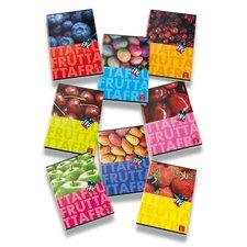 Pigna Fruits školní sešit - A5, čistý
