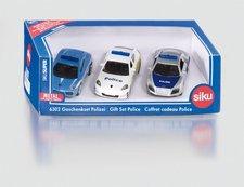 SIKU Super - Dárková sada 3 policejní auta