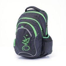 Karton P+P Anatomický batoh OXY Fashion Green